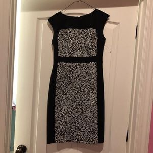 Adrianna Papell size 2p boutique dress Looks new